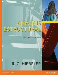 Análisis Estructural (8va Edición) – Russell C. Hibbeler | Libro + Solucionario
