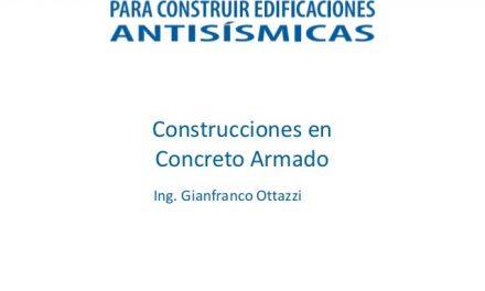 Construcciones en Concreto Armado – Ing. Gianfranco Ottazzi | PDF
