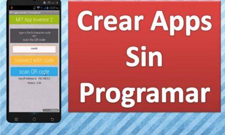 Cómo crear apps sin saber programar con App Inventor, Thunkable, Makeroid y AppyBuilder
