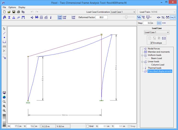 Ftool software para el Análisis de Estructuras 2D