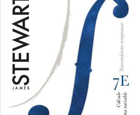 Cálculo de una Variable (7ma Edición) – James Stewart | Libro + Solucionario