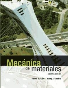 Mecánica de Materiales (7ma Edición) - James M. Gere | LIBRO + SOLUCIONARIO