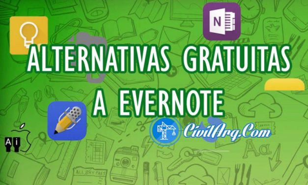Alternativas Gratuitas a Evernote