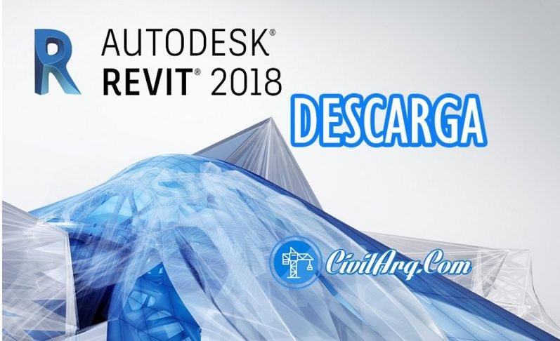 Autodesk Revit 2018 (64-bit) Multilenguaje