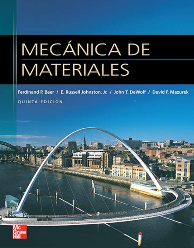 mecanica de materiales beer johnston 6ta edicion pdf descargar