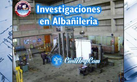 Blog sobre Investigaciones de albañilería – Ing. Ángel San Bartolomé