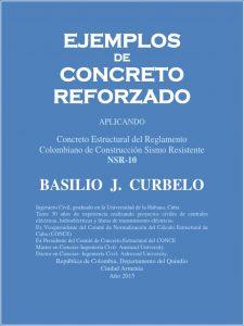 Ejemplos de Concreto Reforzado - Ing. Basilio J. Curbelo | Libro PDF