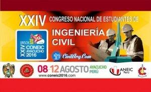 XXIV Coneic Ayacucho - 2016