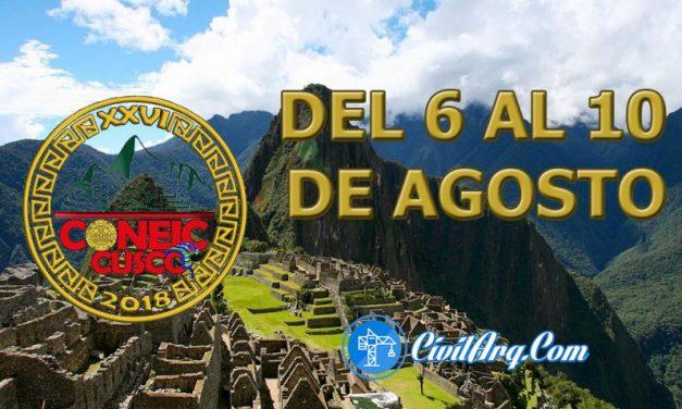 XXVI CONEIC – Cusco 2018 | Archivos – Ponencias