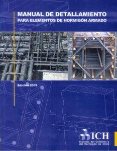 Manual de Detallamiento para Elementos de Concreto Armado - ICH Libro PDF