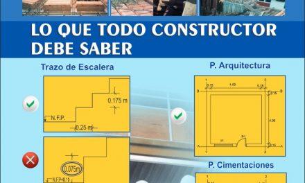 Lo Que Todo Constructor Debe Saber – Genaro Delgado Contreras | Libro PDF