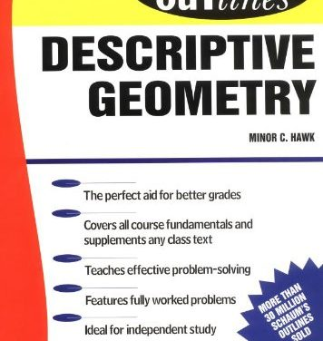 Descriptive Geometry – Minor C. Hawk | Ebooks PDF