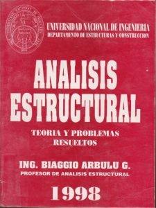 Análisis Estructural - Biaggio Arbulú Galliani PDF