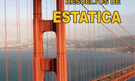 ESTÁTICA Prácticas y Exámenes Resueltos – Genner Villarreal Castro | Libro PDF
