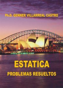 ESTÁTICA Problemas Resueltos – Genner Villarreal Castro | Libro PDF