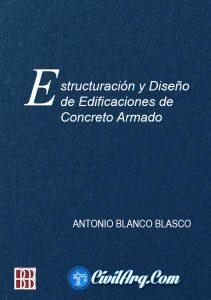 Estructuración y Diseño de Edificaciones de Concreto Armado - Antonio Blanco Blasco
