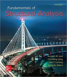Fundamentals of Structural Analysis 5th Edition PDF