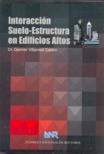 Interacción Suelo-Estructura en Edificios Altos – Genner Villarreal Castro | Libro PDF