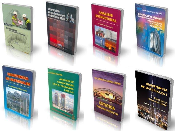 LIBROS de Genner Villarreal Castro ✅ PDF