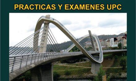 MECÁNICA DE MATERIALES Prácticas y Exámenes UPC – Genner Villarreal Castro   Libro PDF