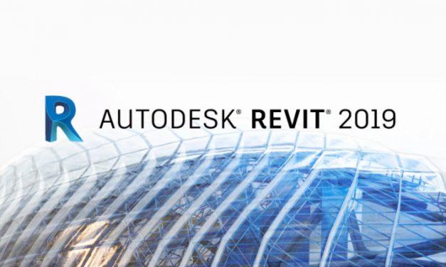 Autodesk Revit 2019 (64-bit) Multilenguaje