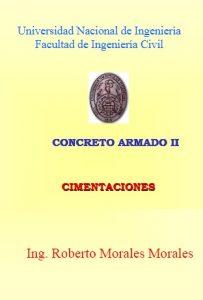 Cimentaciones - Roberto Morales Morales Libro PDF