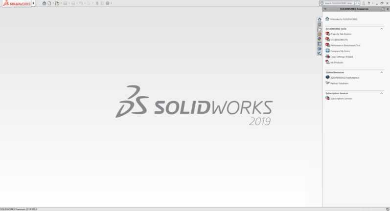 Descargar SolidWorks Premium 2019 SP0 (64-bit) [Multilenguaje]