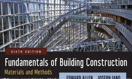 Fundamentals of Building Construction: Materials and Methods | Book PDF