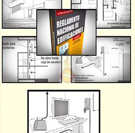 Reglamento Nacional De Edificaciones Ilustrado – Sección Arquitectura | Libro PDF