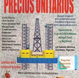 El abc del Analista de PRECIOS UNITARIOS – Carlos Antonio Velazco Serrano