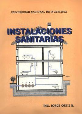 Instalaciones Sanitarias – Jorge Ortiz B.