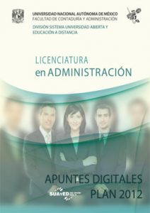 Licenciatura en Administracion - Suayed - UNAM