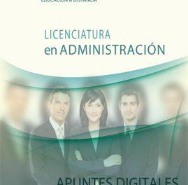 Licenciatura en Administracion – Suayed – UNAM