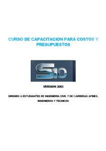 Manual De Elaboración De Presupuestos Con S10