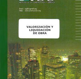 Valorización y Liquidación de Obra – Miguel Salinas Seminario