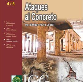 Ataques al Concreto – Enrique Rivva Lopez
