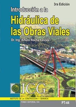 Hidráulica De Las Obras Viales – Arturo Rochas Felices