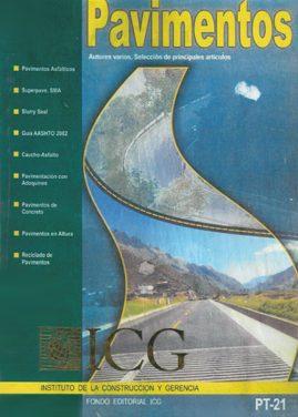 Pavimentos – Autores Varios, Selección De Principales Artículos