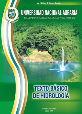 Texto Básico de Hidrologia – William R. Gámez Morales