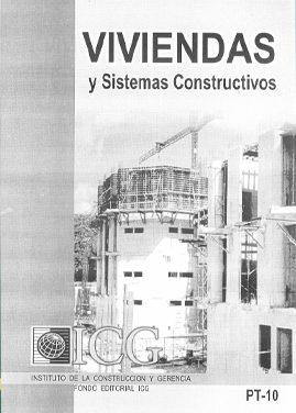 VIVIENDAS y Sistemas Constructivos – ICG