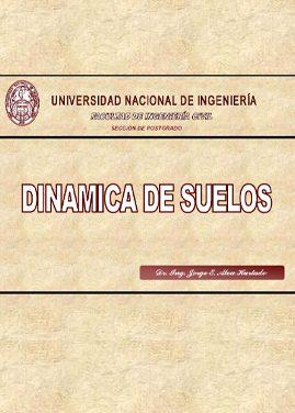 DINÁMICA DE SUELOS 2 – UNI