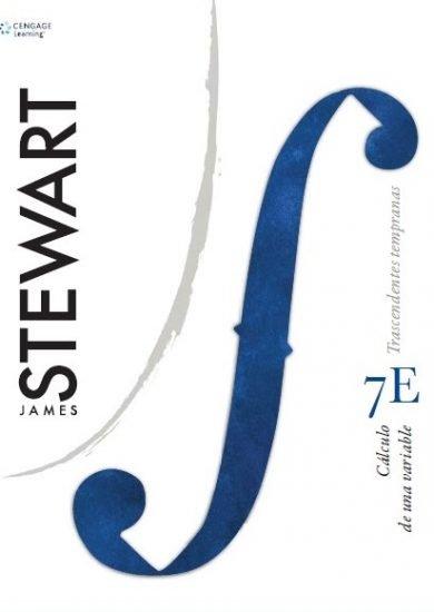 Cálculo de una Variable (7ma Edición) - James Stewart | Libro + Solucionario