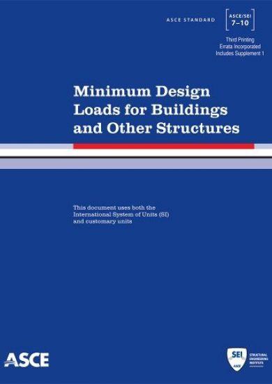 ASCE 7-10 : Cargas Mínimas De Diseño Para Edificios Y Otras Estructuras