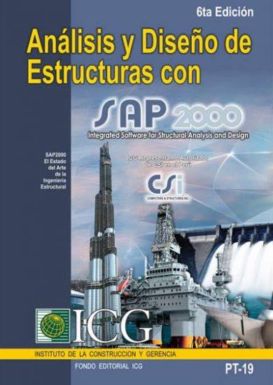 Análisis y Diseño de estructuras con SAP2000 (5ta Edición) – César Alvarado Calderón | Libro + Solucionario