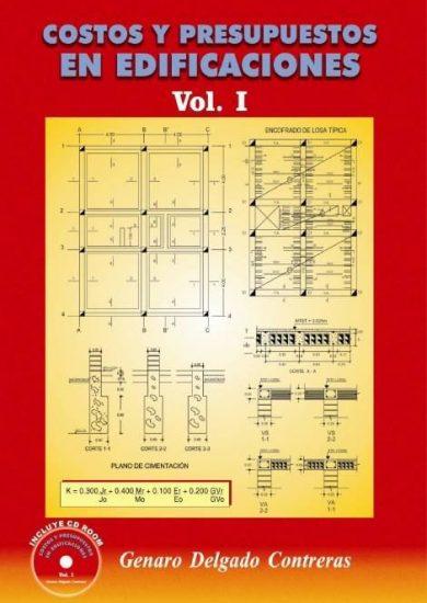 Costos y Presupuestos en Edificaciones - Genaro Delgado Contreras   Libro PDF