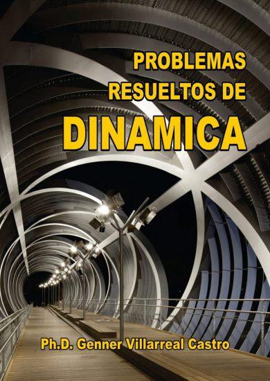 DINÁMICA Problemas Resueltos – Genner Villarreal Castro   Libro PDF