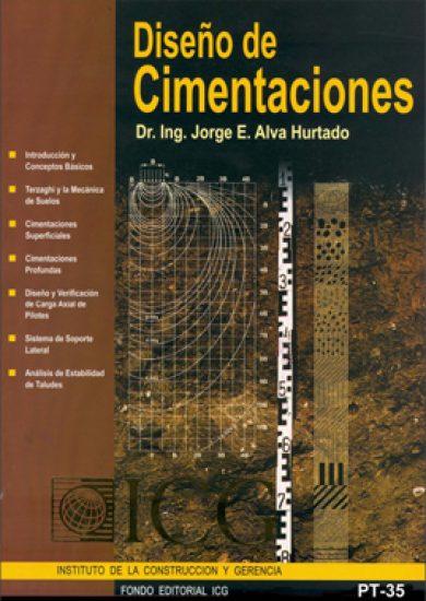Diseño de Cimentaciones - Jorge Elías Alva Hurtado