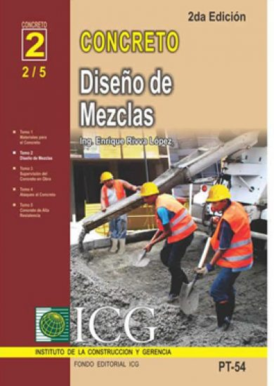 Diseño de Mezclas - Enrique Rivva Lopez