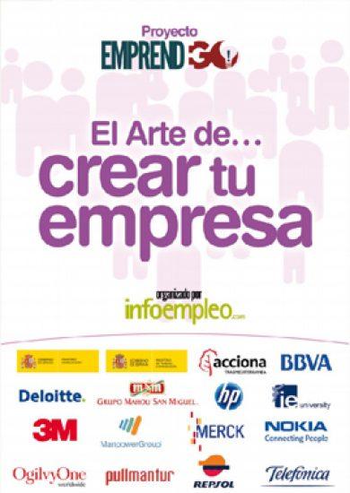 El Arte de Crear tu Empresa - Infoempleo - EmprendeGO