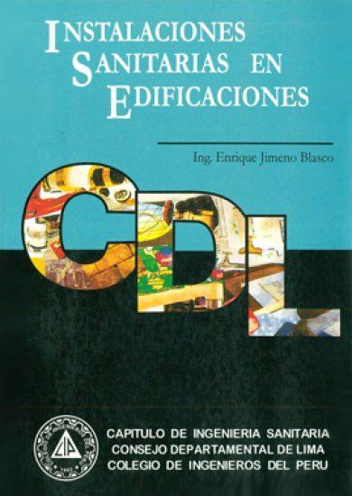 Instalaciones Sanitarias en Edificaciones - Enrique Jimeno Blasco